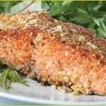 Eat It- Walnut Crusted Salmon