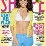 Julia Louis Dreyfus on the Cover of Shape Magazine