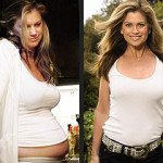 Even Super Models Gain Weight
