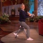 Hot Or Not ?- Lunge Machine Featured On Ellen
