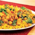Easy, Spicy, Curry Chicken and Vegetable – Low Calorie Recipe