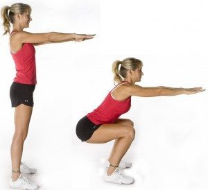 trainer tips  are you doing squats correctly  fit tip daily