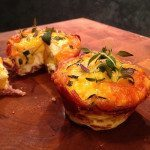 Paleo Recipe – Egg Cupcakes