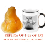 1 Pound of Fat – Make This The Last Time You Beat Yourself Up Over Only Losing 1 Pound