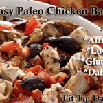 Low Carb Monday – Easy Paleo Chicken Bake