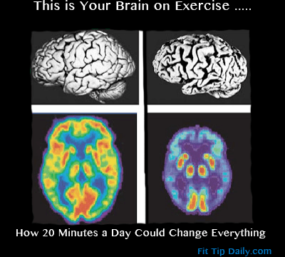 Exercise and Your Brain - 20 Minutes Could Change ...