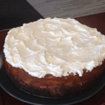 Gluten Free Pecan Crusted Pumpkin Cheesecake – Cheat Day Recipe