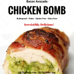 Irresistible Paleo Chicken Bombs – Low Carb Recipe to Die For