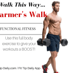 Farmer's Walk for Functional Fitness