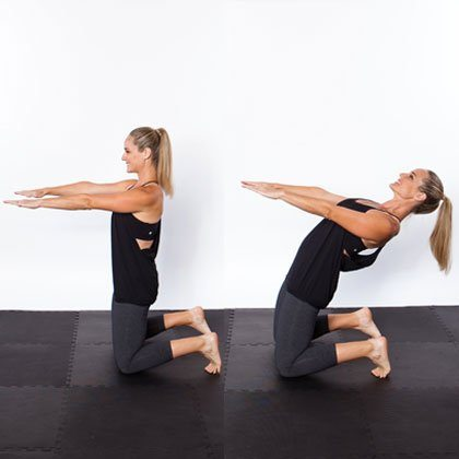 5 yoga poses for better abs  fit tip daily