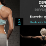 Exercise of the Week – Plank Shoulder Raise