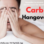 Fitness Tips for Combatting a Carb Hangover