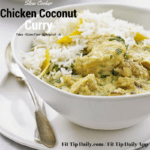Low Carb Monday – Slow Cooker Chicken Coconut Curry