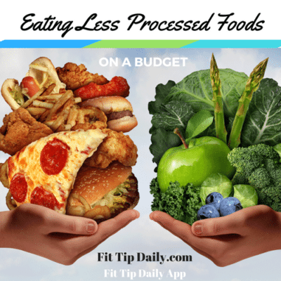 how to tell if food is processed