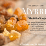 The Benefits of Myrrh Essential Oils