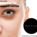 50 shades of Black – 4 Reasons You Have Dark Under Eye Circles