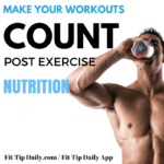 Post Workout Nutrition: Get the Most Out of Your Workout After It's Done