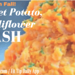 Sweet Potato Cauliflower Mash Recipe