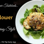 Low Carb Monday – Cauliflower the Thanksgiving Way