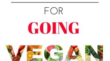 5 Non-Negotiables For Going Vegan